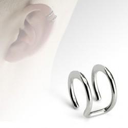 Faux piercing oreille anneau en acier Apa Faux piercing3,90€