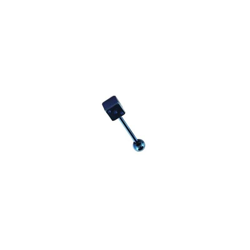 Piercing langue dé à jouer bleu Uthai Piercing langue4,30€