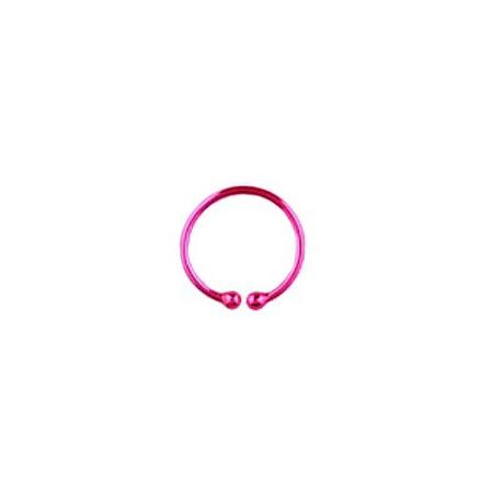Faux piercing anneau rose 12mm Phyt Faux piercing3,60€