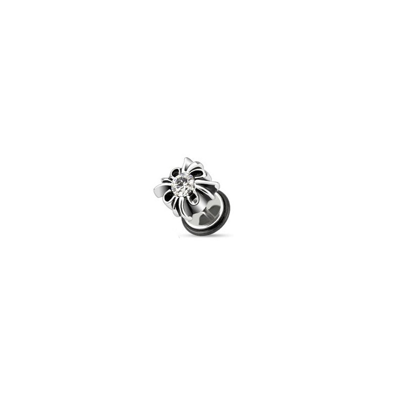 Faux piercing tribal et zirconium blanc Xoru Faux piercing7,49€