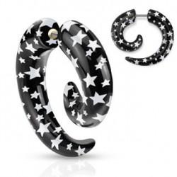 Faux piercing écarteur étoile Weyot Faux piercing5,60€