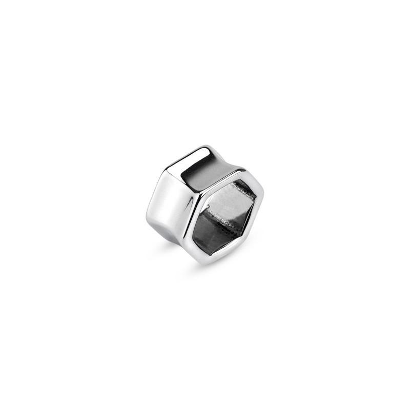 Piercing tunnel hexagonal 16m Potja Piercing oreille7,99€