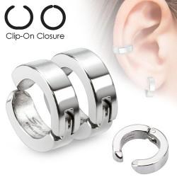 Faux anneau d'oreille en acier chirurgical Tute Faux piercing6,49€