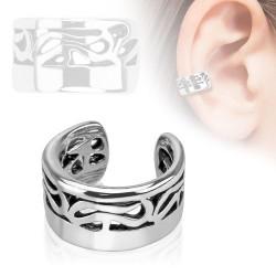Faux piercing anneau tribal Xoqa FAU028