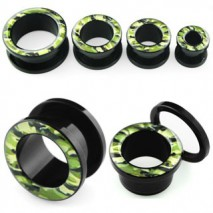 Piercing tunnel camouflage 25mm Xuwi Piercing oreille7,20 €