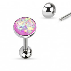 Piercing langue boule avec opale violette Xaz Piercing langue3,80€