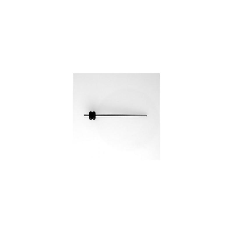 Piercing écarteur oreille acier 3mm Jirai Piercing oreille4,60€
