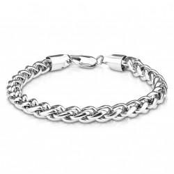 Bracelet en acier Stainless Steel Xsatu BRA037