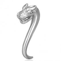 Piercing corne dragon 4mm Sao Piercing oreille6,99€