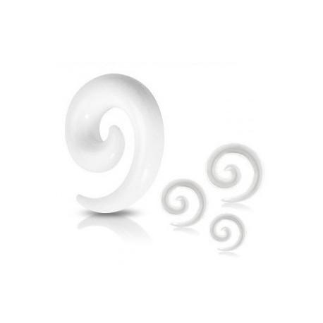 Piercing corne blanche oreille 5mm SIdy Piercing oreille3,90€